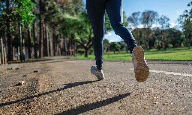 bieganie, odchudzanie, sport, aktywność fizyczna, dieta, zdrowy tryb życia