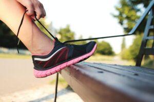 bieganie, sport, zdrowy tryb życia, odchudzanie, buty do biegania