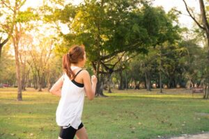 bieganie, sport, zdrowy tryb życia, odchudzanie