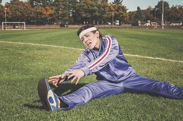 rozgrzewka, trening, rozciąganie, sport, zdrowie