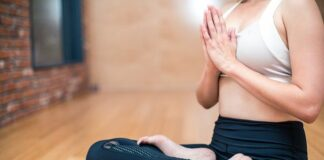 joga, zdrowie, sport, aktywność fizyczna