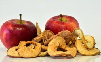 suszenie owoców i warzyw
