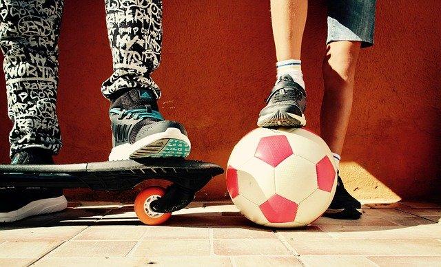 sport, zdrowie, piłka nożna