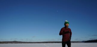 bieganie, zima, sport, zdrowie