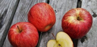 jabłka, zdrowie, dieta