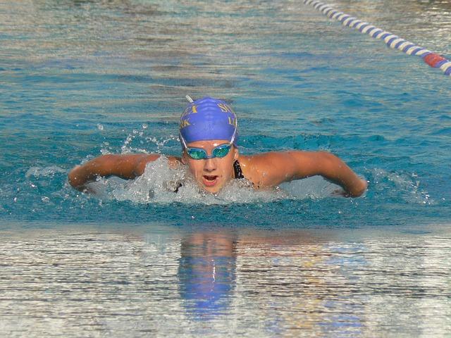 pływanie, sport, zdrowie