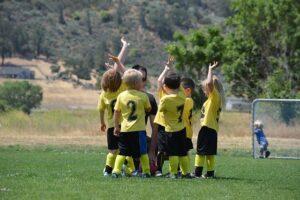 sport, zdrowie, piłka nożna, dzieci