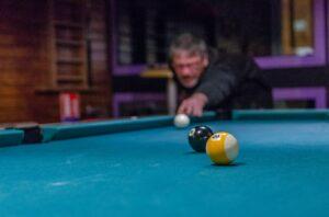 snooker, zdrowie, sport