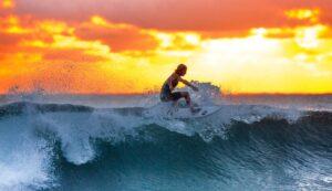 surfing, sport, zdrowie