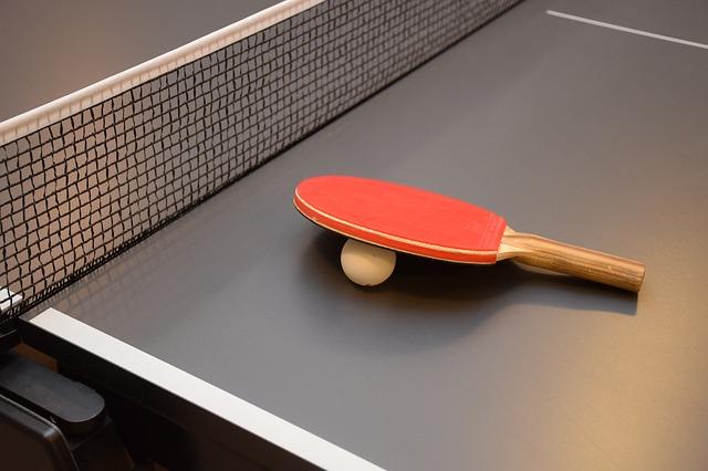 tenis stołowy, sport, zdrowie